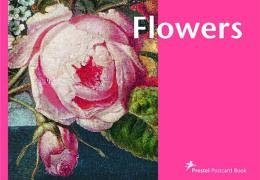 Flowers, Postkarten (Prestel Postcard Books S.)
