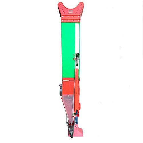 Hörsein Seminatrice da Giardino, Mais, Arachidi, soia, Semi di Fagioli Mung, Il Righello del seminatore Manuale può misurare con precisione la Distanza dell'impianto,Single Tube Player