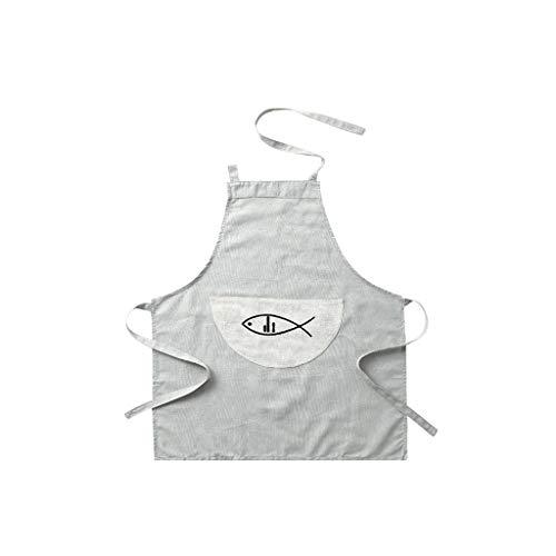 CAIM Pinafore Keukenschort, voor vrouwen, vrouwelijke naden, vest, waterbestendig, EA Prova olie voor dames, winddicht