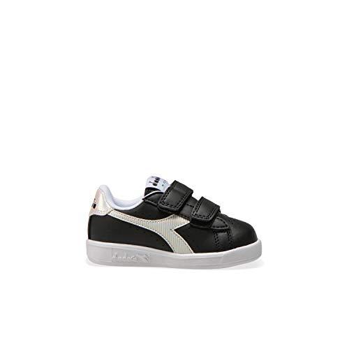 Diadora - Sneakers Game P TD Girl para niño y niña (EU 24)