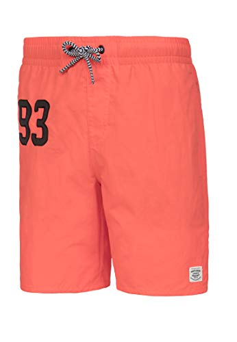 Protest Skate JR Jungs Beachshort Neon Pink 176