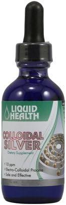 Liquid Complete Free Shipping Health Superior Colloidal Silver Drops