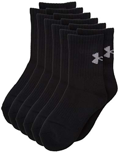Under Armour UA Charged Cotton Crew Youth Calcetines