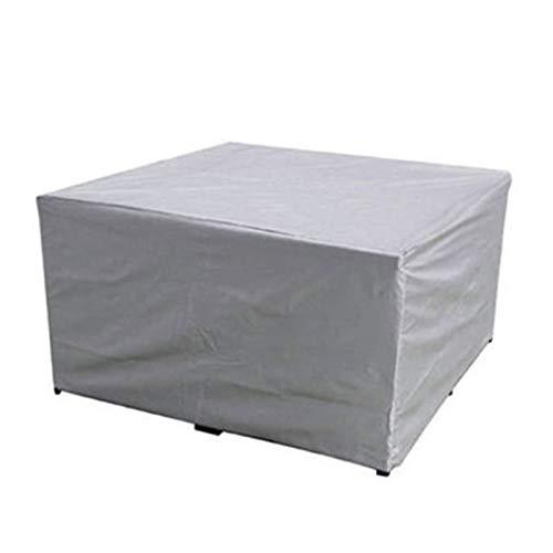 BWBG Cubiertas para Muebles De Patio, Impermeable Funda Protectora para Muebles Anti-UV Juego De Funda para Muebles Protección Exterior Sofá Mesa Silla - 170 * 94 * 70cm