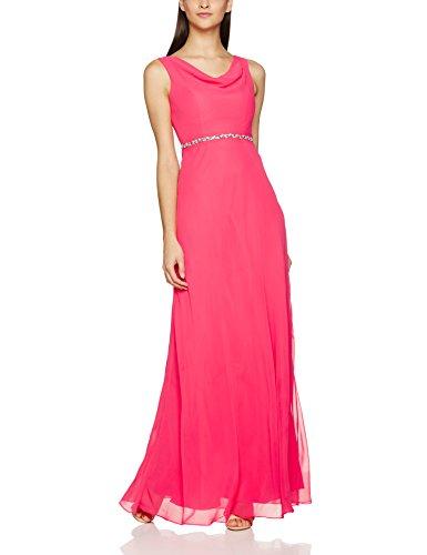 Laona Damen LA11800L Partykleid, Rosa (Shell Pink), 36 (Herstellergröße: S)