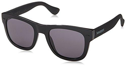Havaianas PARATY/L Y1 QFU Gafas de Sol, Negro (Black/Grey Grey), 52 para Hombre