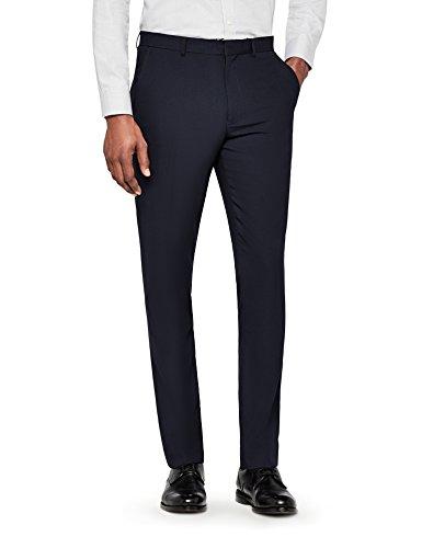 Amazon Brand - find.  Men's Trouser, Blue (Navy), 32W / 29L, Label:32W / 29L