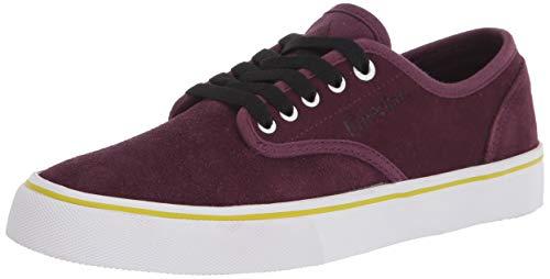 Emerica mens Wino Standard Low Top Skate Shoe, Deep Purple, 9 US