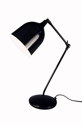 Aluminor MEKANO LT N Lampe, 40 W, E27 Schwarz