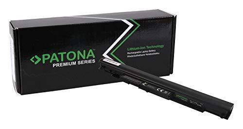 PATONA Premium (3350mAh) Ersatz für Laptop Akku HP HS03 HS04 | 807611 131 141 421 831 | 807612 131 141 421 | 807956-001 | 807957-001 | HSTNN LB6U LB6V DB7I | TPN-I119