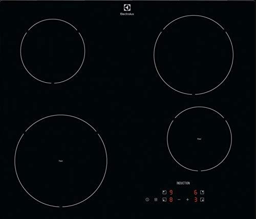 Plaque de cuisson en vitrocéramique à induction de 60 cm, 4 feux