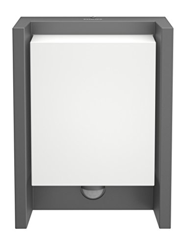 Philips myGarden Aplique - Lámpara (Antracita, Aluminio)