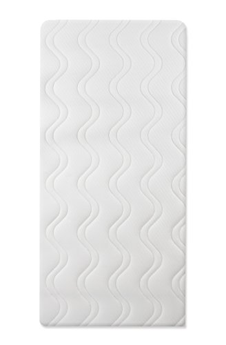 Kadolis Kokoslatex-Matratze für Babybett 50 x 83 cm