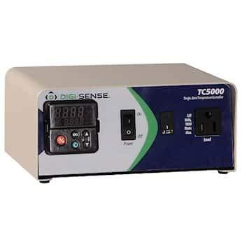 Digi-Sense Benchtop 1-Zone Temperature Controller; RTD, 120V/15A