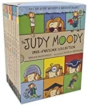 Megan McDonald: The Judy Moody Uber-Awesome Collection : Books 1-9 (Paperback); 2011 Edition