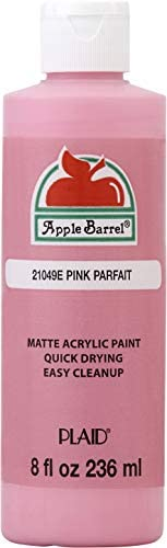 Apple Barrel Acrylic Paint in Assorted Colors (8 Ounce), 20404 Black