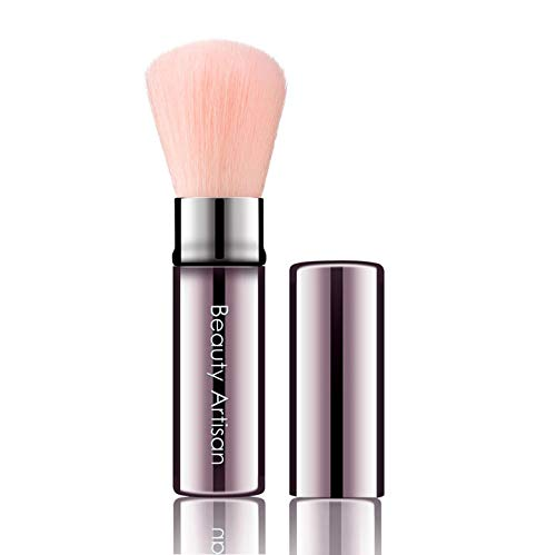 FEARLESSBOOM Retractable Foundation Blusher Cosmetic
