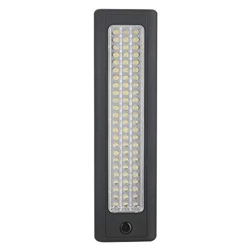 KIMISS ABS 72 LED Lampe de travail d'inspection de voiture Portable Forte Magnétique Super Bright avec crochet de réparation de voiture, Atelier, Garage, Camping, Éclairage d'urgence