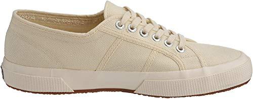 Superga 2750-cotu Classic, Zapatillas de Estar por casa Unisex niños, Beige (Ecru 912), 34 EU