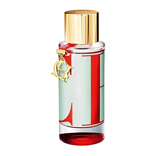 Carolina Herrera Ch L'eau for Women Eau De Toilette Spray 3.4 Ounce (El empaque puede variar)