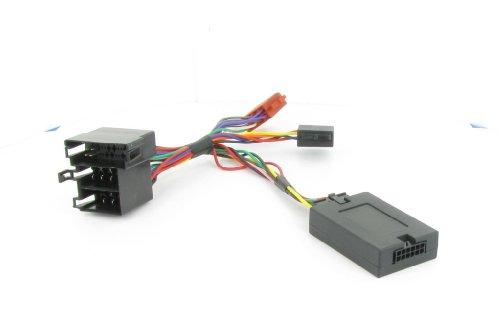 T1 Audio T1-CTSRN003-PIONEER. Cable adaptador de audio para volante de Renault Clio, Megane, Scenic, Laguna II, Modus 2000-2005