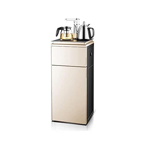 KJLY Hervidor eléctrico, dispensador de agua hirviendo multifunción, protección contra hervidos, té de oficina en casa estufa de café