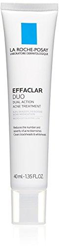 La Roche-Posay Effaclar Duo Acne Treatment, 1.35 Fl oz