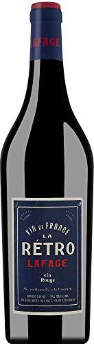 Domaine Lafage La Rétro Vin Rouge Igp 2019 - Wein, Frankreich, Trocken, 0,75l