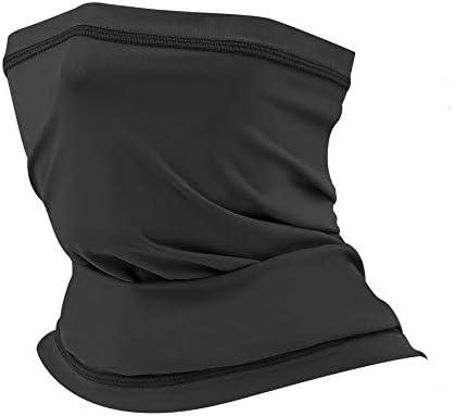 AstroAI Neck Gaiter Face Mask Reusable Bandana Face Mask UV Protection Face Cover Dustproof product image