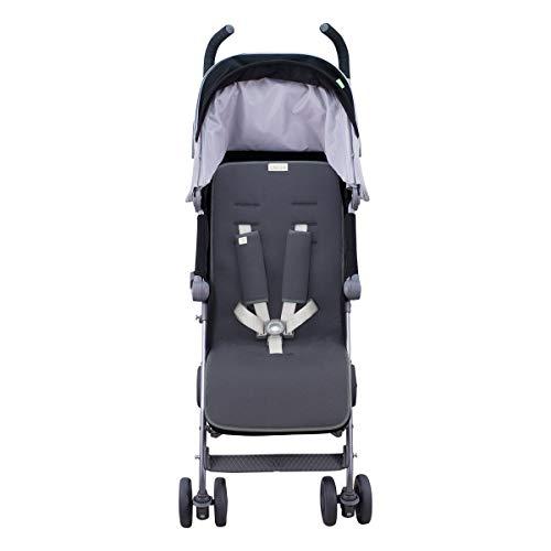 JANABEBE Colchoneta Para Easy Walker, Baby Home (Marengo, Reversible)