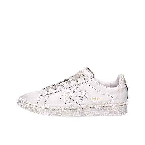 CONVERSE Zapatos Deportivos para Hombre en Piel Gris 169122C