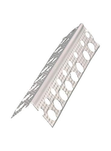 100 x Alu-Eckwinkel codiert/gepixelt 250 cm = 250 m Alu-Eckwinkel Eckwinkel Alu Trockenbau Trockenbauprofil Codiert Gepixelt