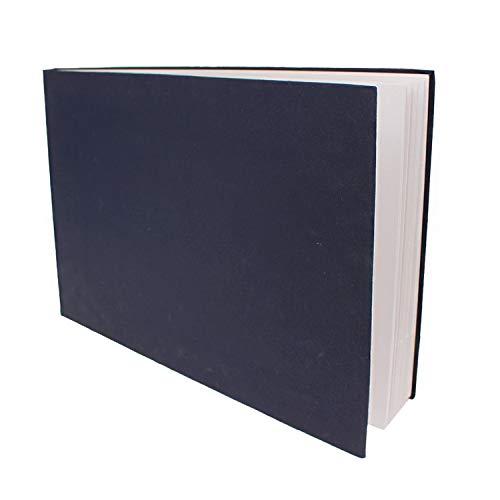 Artway Indigo Casebound A3 Skizzenbuch, Papier, Querformat