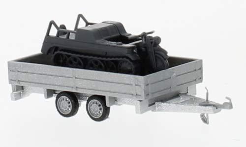 Anhänger Transport, 0, Modellauto, Fertigmodell, Busch 1:87