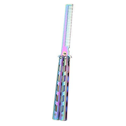 Beaupretty Hair Comb Foldable Comb Butterfly Style...