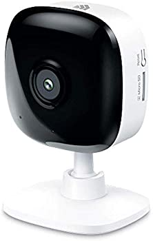 2-Pack Kasa Smart 1080p HD Home Camera for Baby Monitor