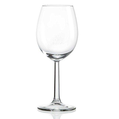 Ritzenhoff & Breker Gastro Weisswein, 6er Set, Sektglas, Weinglas, Proseccoglas, Glas, 100 ml, 171167