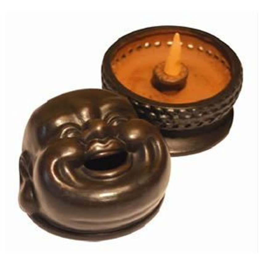 祝福酔った鉛筆Clay Buddha Burner ( Hotai )