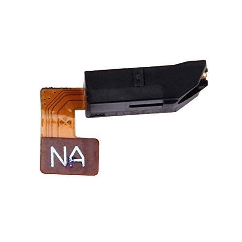 Dmtrab para Auricular Jack Flex Cable para LG K10 Partes de telefonía móvil