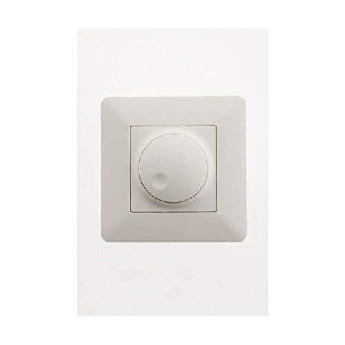 Variateur rotatif compatible LED Blanc