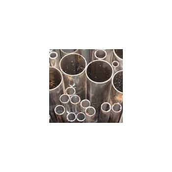 6m Lengths Round E.R.W Steel Tube 38mm Outer Diameter x 1.5mm Thickness Length: 1m 0.5m