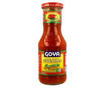 Goya - Salsa Suave - Mild Sauce - Pico de