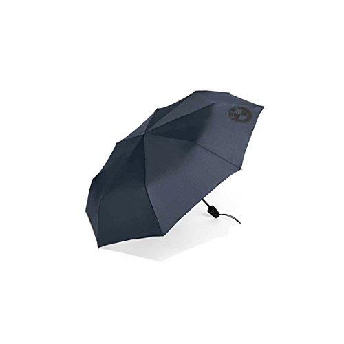 BMW Original Taschenschirm Logo Regenschirm klein handlich Branding Kollektion 2018/2020