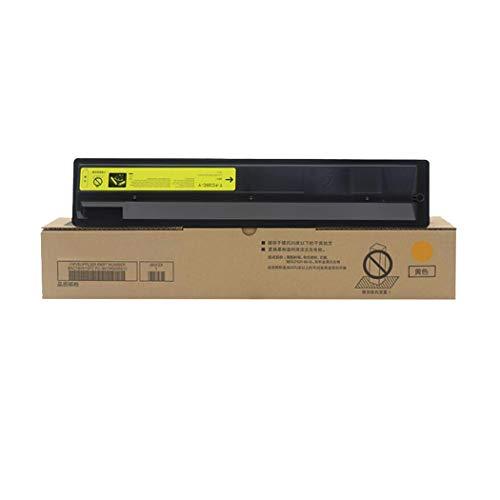 WENMWGeeignet für Toshiba T-FC505C Tonerkassette (High Capacity), kompatibel ersetzen Toshiba E-Studio 2000A 2500AC 2505AC 3005AC 3505AC 4505AC 5005AC Farbdigitalkopierer Cartridge,Gelb