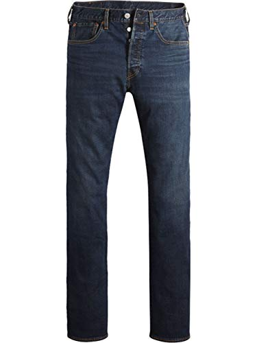 Levi's 501 Original B&T Jeans, Block Crusher, 3438L para Hombre