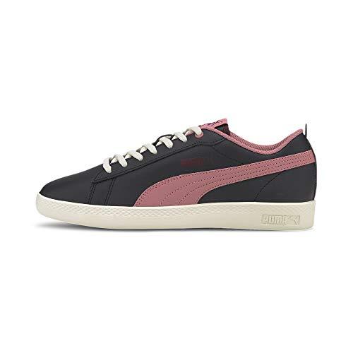 PUMA Smash WNS V2 L - Zapatillas deportivas para mujer, color Negro, talla 40 EU Weit