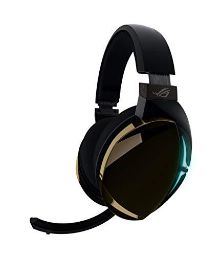 ROG Strix Fusion 500 Virtual 7.1 LED Gaming Headset with Hi-Fi Grade ESS DAC, ESS Amplifier, Digital Microphone and Aura Sync RGB Lighting