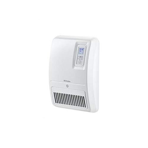 Glen Dimplex Badezimmer-Schnellheizer H 260E eco elektronisch, 1000W Mobiler elektrischer Lufterhitzer 4015627376434