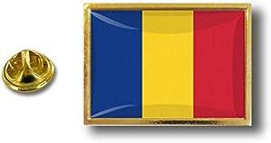 Spilla Pin pin's Spille spilletta Giacca Bandiera Distintivo Badge Romania