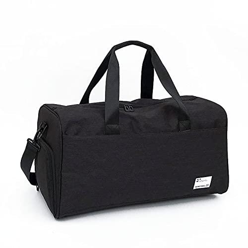 ZJM Freizeittasche Weekender,Groß Rucksack mit Schuhfach Nassfach Wochen Reisetasche Duffel Bag Fitness Trainingstasche für Herren Damen,Reisetasche